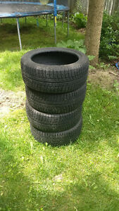 Michelin Tubeless Snow Tires 225/45R17