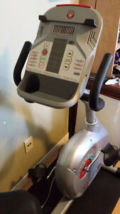 SCHWINN Stationary Recumbent Bike