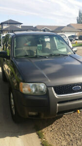Ford Escape 2002 XLT