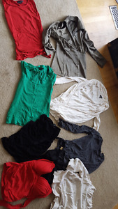 Womens tops. LOT 4-6