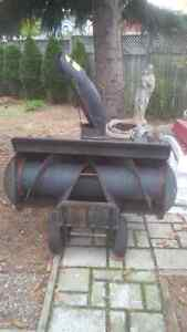 Lawn Tractor Mount Snowblower Price Just Reduced!!