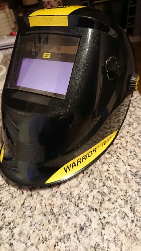 welding helmet (1) | in Bacup, Lancashire | Gumtree