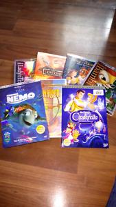 Best Offer Forty Children's DVD's