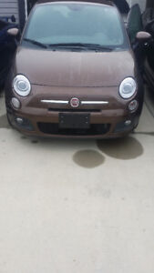 2014 Fiat 500-Clean car, Cheap on GAS with Remote Starter