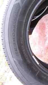 Near new Bridgestone all season tires Edmonton Edmonton Area image 8