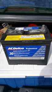 Ac Delco top post battery $60