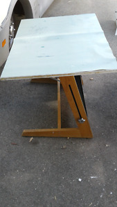 Drafting desk $50