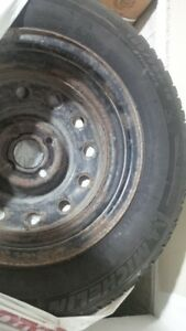 Honda Civic 2003 - WINTER TIRES 185/70 R14