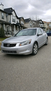 Honda Accord EX-L 2008 heated leather, sun roof