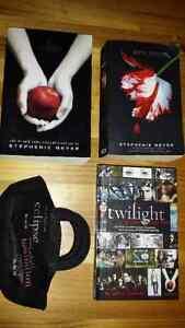 Twilight 3 pc book set
