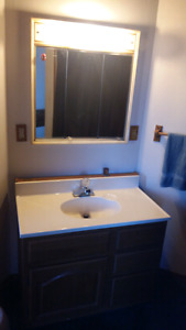 Private Two rooms with 4 piece bath