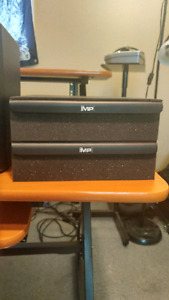 Monitor Isolation pads