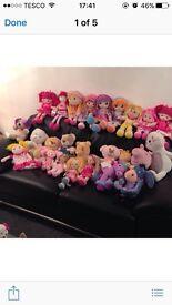 Baby toys n bedding