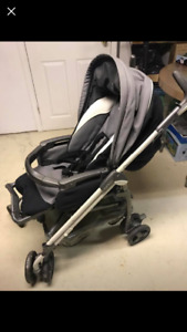 Peg perego pliko switch stroller