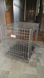 Cage Hunter en acier pour Chien
