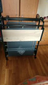 Jay-Be single folding bed frame