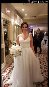 Stella York Convertible wedding dress