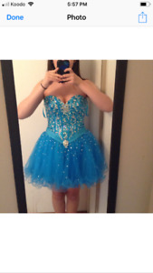 Junior prom dress for sale!