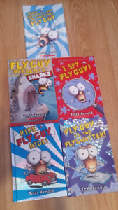 Fly Guy books