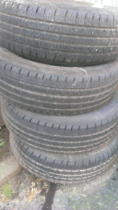 120$ obo Goodyear integrity 175 70R13 tire