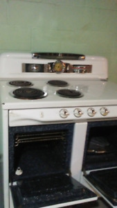 Vintage antique stove