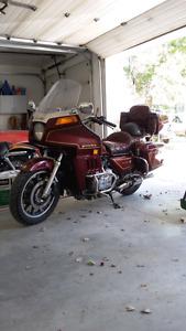 1983 Honda Goldwing Aspencade 1100cc