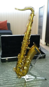 Saxophone Tenor Buffet Super Dynaction