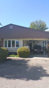 Mobile home on 1/3 acre,  own property