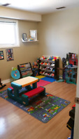 Home daycare full time open