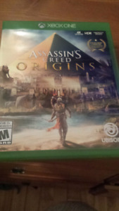 Assasin's  creed origins