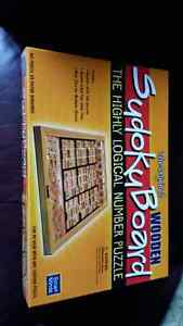 Sudoky board game
