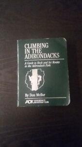 Climbing in The Adirondacks