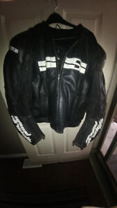 Speed & Strength leather motorcycle jacket