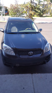 Toyota matrix  xr