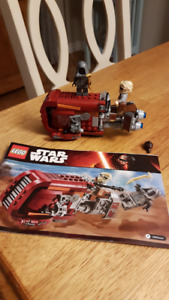 Lego Star Wars - Set 75099 Rey's Speeder
