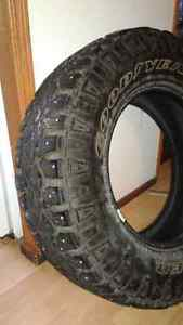 For Sale Studded Track Tires