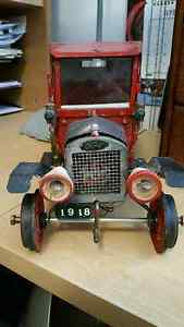 Unique Vintage Hand Made Toy Cars & Trucks, Model A, T, Train London Ontario image 9