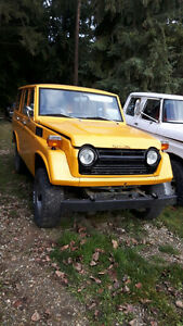 1976 Toyota Land Cruiser FJ55 Wagon
