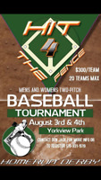 Two Pitch Tournament