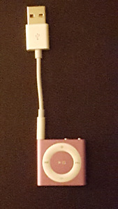IPod Shuffle 4th Generation Purple 2GB