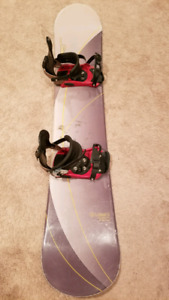 Sims Quest 160 Snowboard