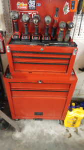 Tool box and chest