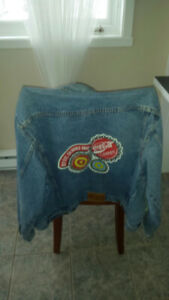 Jacket de Jeans....(Authentic de Coke)