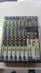 BEHRINGER AUDIO INTERFACE MIXER