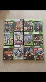 VARIOUS XBOX 360 GAMES FOR SALE!!