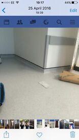 Flooring wet rooms