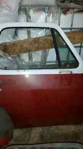 1980-1993 First generation dodge passenger door!!!!