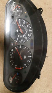 BMW E36 M3 Cluster low miles