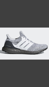 Adidas ultra boost 4.0 cookies answer cream size 12.5