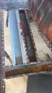 Mg mgb mgb gt floor pans floor boards  London Ontario image 5